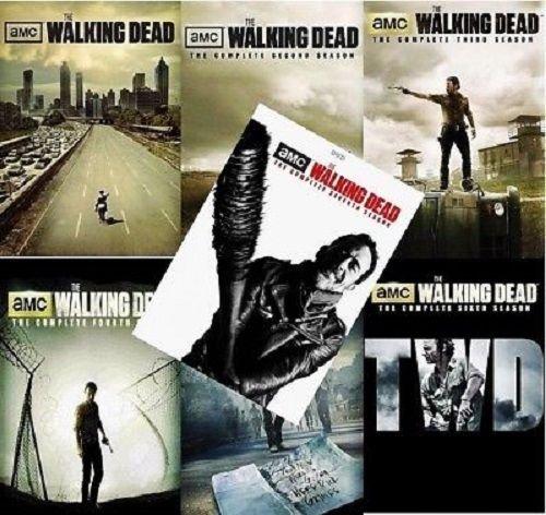 Walking Dead Season 1-7 Bundle