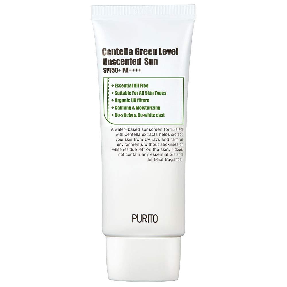 PURITO Centella Green Level Unscented Sunscreen