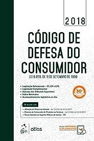 Código de Defesa do Consumidor - Lei 8.078. de 11 de Setembro de 1990