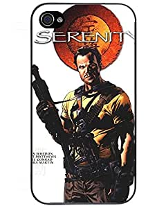 Comics Iphone4s Case's Shop 3762996ZD325016887I4S Snap-on Hard Case Cover Serenity iPhone 4/4s