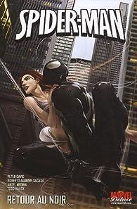 Spider-man back in black par Peter David