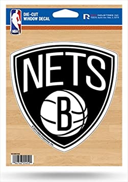 NBA Die-Cut Window Decal