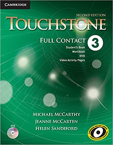 Touchstone level 3 full contact michael mccarthy jeanne mccarten touchstone level 3 full contact michael mccarthy jeanne mccarten helen sandiford 9781107627949 amazon books fandeluxe Gallery