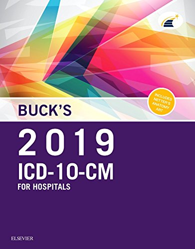 Buck's 2019 ICD-10-CM Hospital Edition (ICD-10-CM Professional for Hospitals)