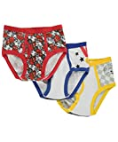 "Disney Cars Little Boys ""Badge Medley"" 3-Pack Briefs"