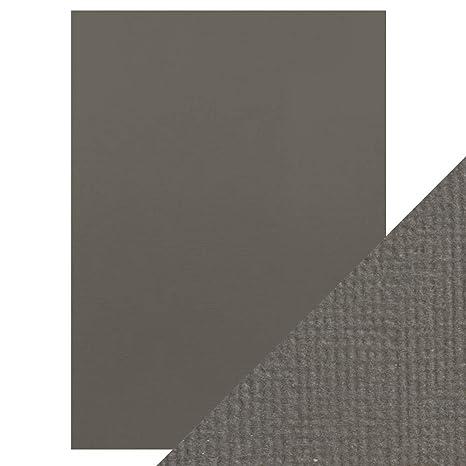 Craft Perfect Tarjeta A4 – estaño Gris