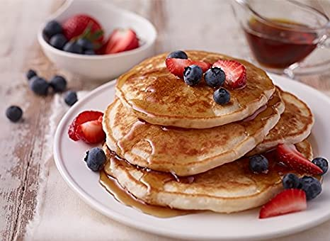 Krusteaz Buttermilk Pancake Mix, 10-Pound: Amazon.es: Alimentación y bebidas