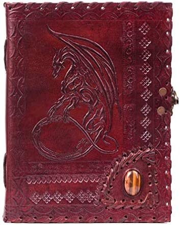 Handmade Embossed personal notebook refillable product image