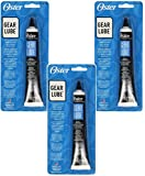 Oster Gear Lube Electric Clipper Grease - 1.25 oz (3 Pack)