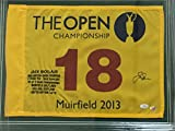 Jack Nicklaus PGA Tour Autographed British Open