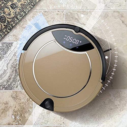 Robot Aspirador Inteligente Cleaner Golden: Amazon.es: Hogar