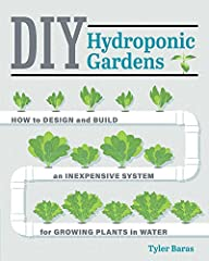 DIY Hydroponic Gardens takes the mystery out of growing in water. With practical information aimed at home DIYers, author Tyler Baras (Farmer Tyler to his fans) shows exactly how to build, plant, and maintain more than a dozen unique h...