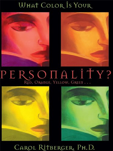 What Color Is Your Personality Kindle edition by Carol Ritberger