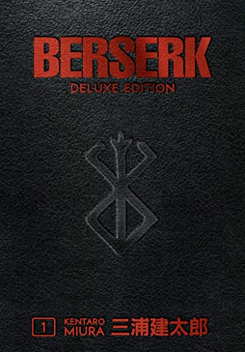 Product picture for Berserk Deluxe Volume 1 by Kentaro Miura
