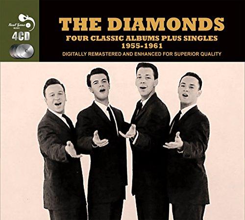 4 Classics Plus  - The Diamonds