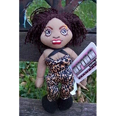 SCARY Spice Girls Bean Bag Plush Doll by BIG Product: Toys & Games