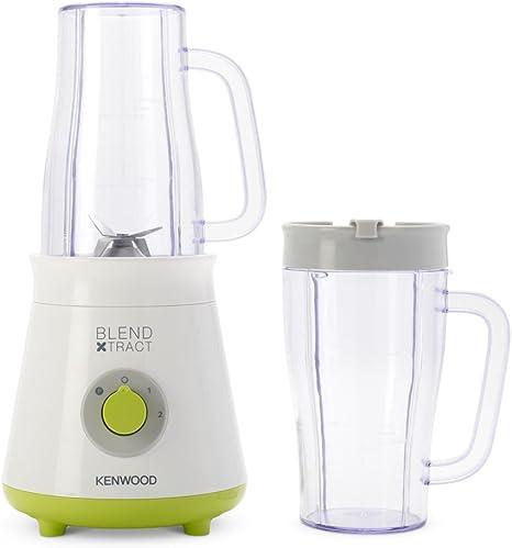 Kenwood Smoothie 2 Go-SB055WG Batidora de vaso, 300 W, 0.5 litros ...
