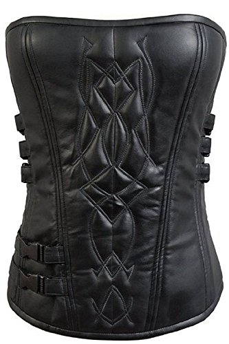 Ya-cos Halloween Underworld 4:Awakening Selene Corset Cosplay Costume (Female:Small)]()