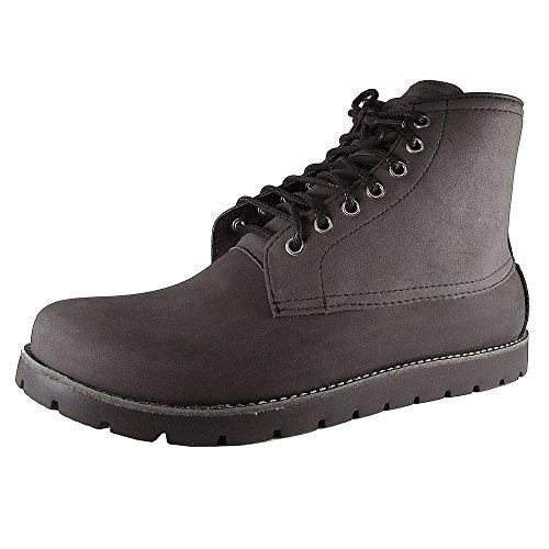 Crocs cobbler 2.0, stivali uomo Black / Black