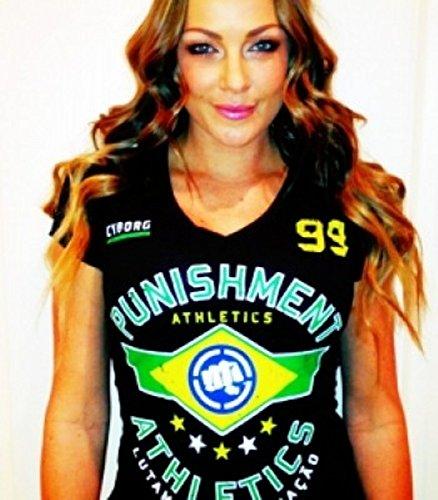 Punishment - Women's CYBORG Brazil (Tito Ortiz Shirt)