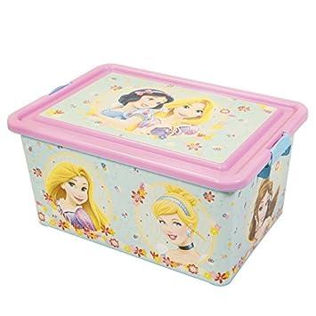 Stor st04446 - Caja para Guardar Juguetes Disney Princess: Amazon.es: Juguetes y juegos