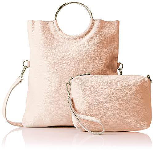 Rosa Chicca Shoppers Cbc34011tar Hombro Borse De Y Mujer Bolsos zr8WznZ5f