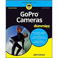 GoPro Cameras For Dummies (For Dummies (Lifestyle)) book cover
