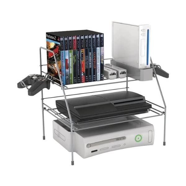Atlantic-Game-Depot-Wire-Gaming-Rack-Product-Category-Universal-Gaming-AccessoriesStorage