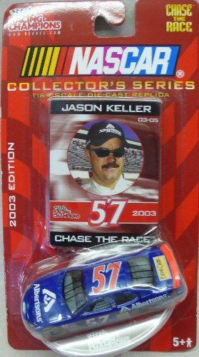 racing-champions-chase-the-race-collectors-series-jason-keller-nascar-2003-edition-no-57-albertsons-