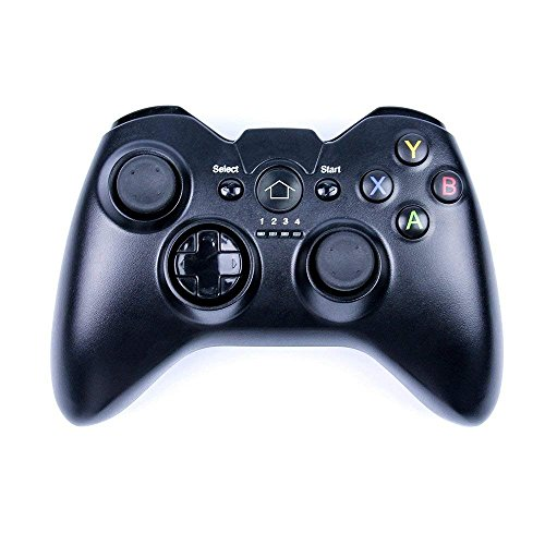 Wireless Game Controller, Proslife Vibration Wireless Gamepad with Joystick for PS23/Android, IOS/PC,Smart TV, TV...