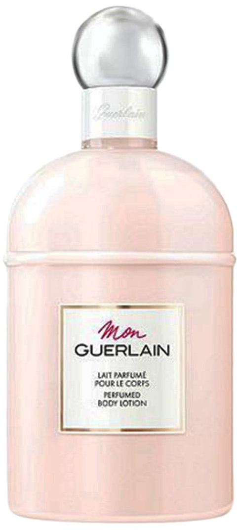 Guerlain Mon Guerlain Perfumed Body Lotion for Women, 6.7 Ounce