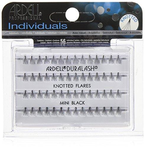 51pXDH5ZmNL Ardell Individual Lashes, Flare Mini Black (lower Lash)