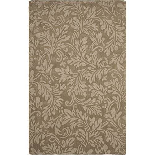 (Safavieh Impressions Collection IM344A Handmade Brown Premium Wool Area Rug (7'6