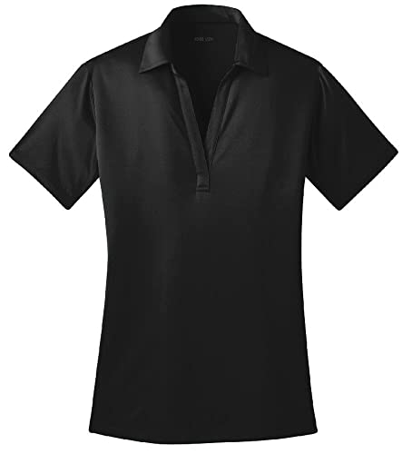 Joe's USA Ladies Silk Touch Golf Polo's in 16 Colors – Sizes XS-4XL