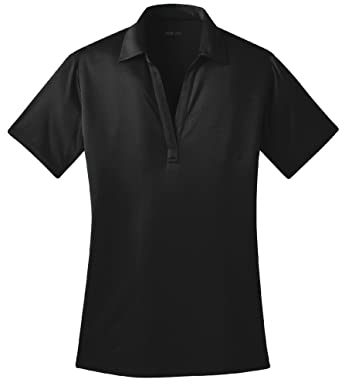 00a3751f1bc Amazon.com  Joe s USA Ladies Silk Touch Golf Polo s in 16 Colors ...
