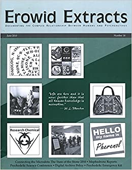 Erowid Extracts, a Psychoactive Plants and Chemical Newsletter, June