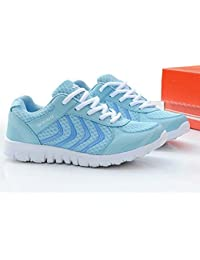 Women's Athletic Mesh Breathable Sneakers Running Sports Shoes