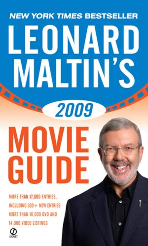 Leonard Maltin's 2009 Movie Guide (Leonard Maltin's Movie Guide)