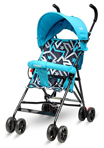 Little Pumpkin Baby Stroller Buggy For Kids (Blue)