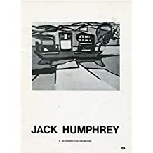 JACK HUMPHREY: A RETROSPECTIVE EXHIBITION( 1901-1967)