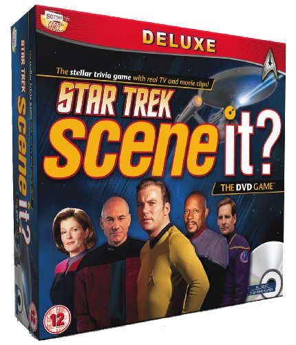 Scene It? Star Trek DVD Game by Paramount Digital Entertainment