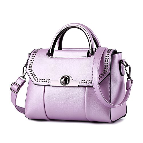 Purple Meoaeo Bolso taro Lady Mini Match Claret De All Coreana Moda Hombro vq7UnwAq
