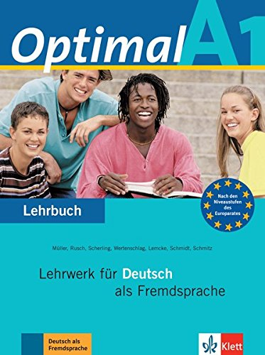Optimal: Lehrbuch A1 (German Edition) ebook