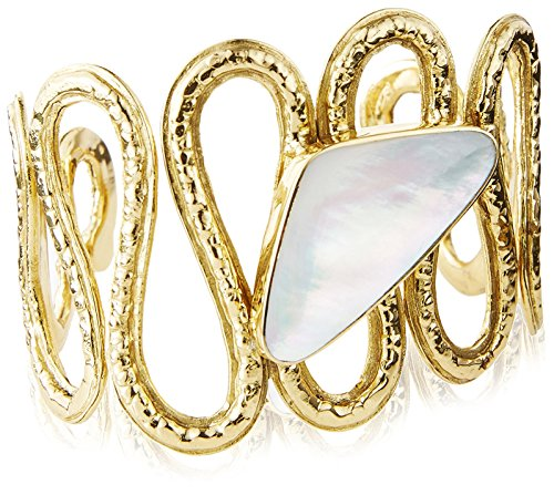daniela-swaebe-18k-gold-plated-beeline-mother-of-pearl-cuff