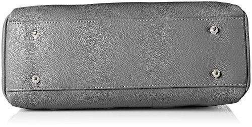 Bags4less Grey Dublin dunkelgrau Bag Shoulder Women's FIrqI5