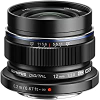 Olympus M. Zuiko Digital ED 12mm f/2.0 Lens for Micro 4/3 Cameras (Black) Benefits Review Image