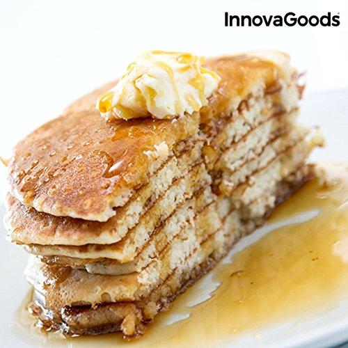 GKA Masa Dosificador Muffin Galletas tartas pasteles con recetas portionier Jarra crepes con sistema antigoteo,: Amazon.es: Hogar