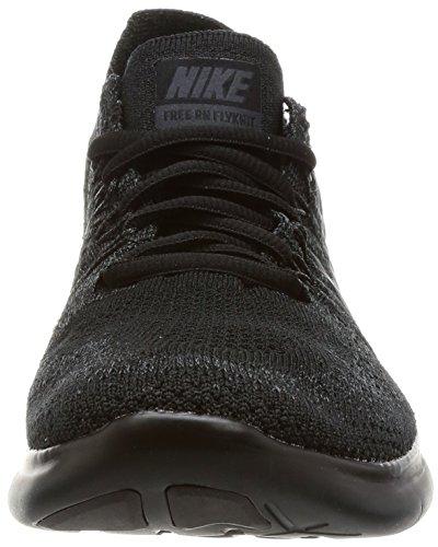 Free Flyknit Nike Nero da Scarpe RN Wmns Corsa Donna 8trxFr5w