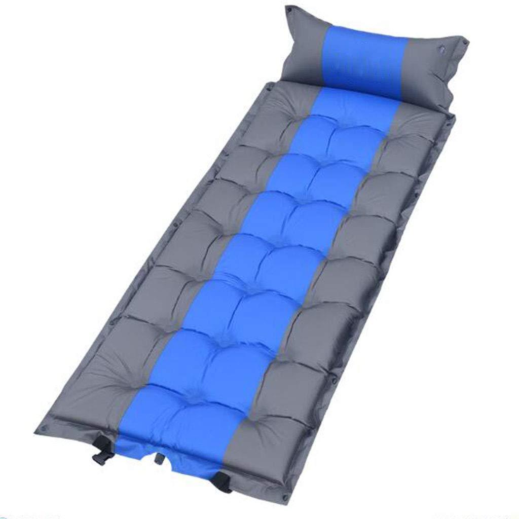 Single Schnelle Aufblasbare Outdoor-Camping Luftmatratze Feuchtigkeitspad 199cm x 66cm x 5cm