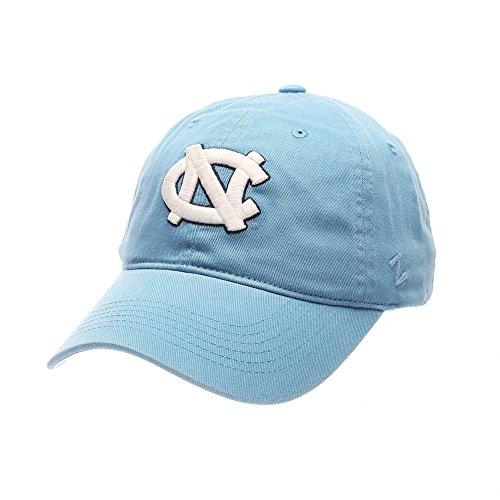 Elite Fan Shop UNC Tar Heels Hat Icon Blue - Light Blue Tar Heels Unc Baseball